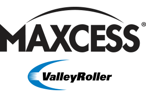 Maxcess Valley Roller logo